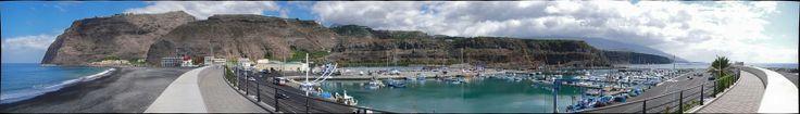 La Palma, Tazacorte Harbour
