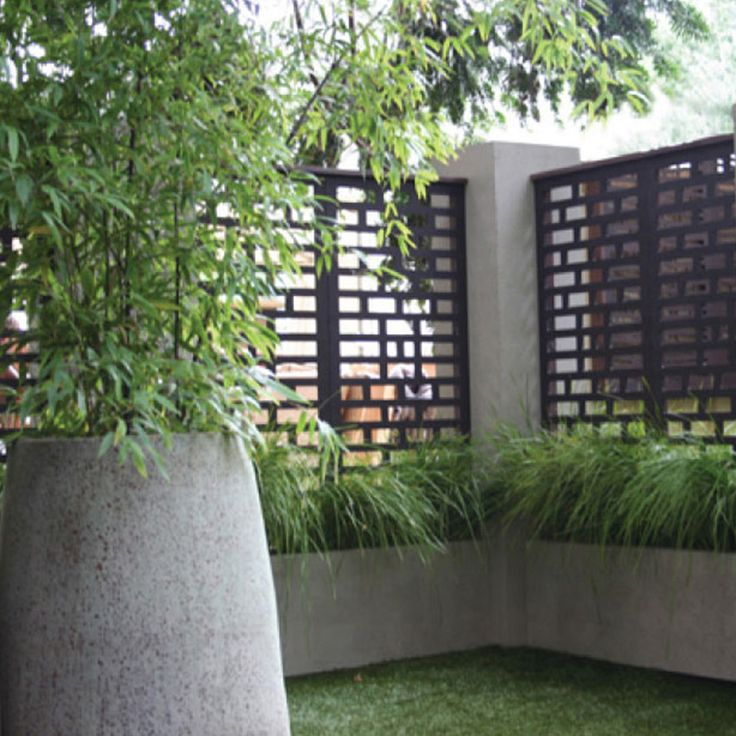 Mahjong Design  1200 mm(H) x 600 mm(W) Panels. 60% Privacy/ Blockout. Available at Chippy's Outdoor