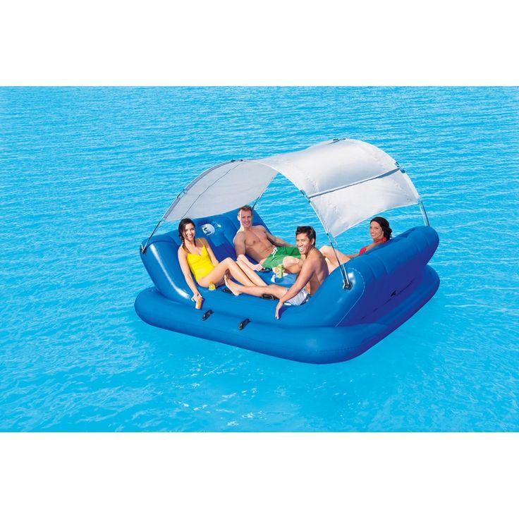 M s de 25 ideas fant sticas sobre isla inflable en for Isla leon piscina