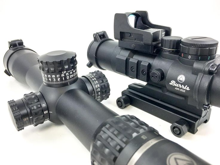 Optics Buying Guide: AR-15 Optics and Scopes, There are at least three main categories of AR optics, red dot, fixed power scopes, and high-magnification scopes. Which do you choose?