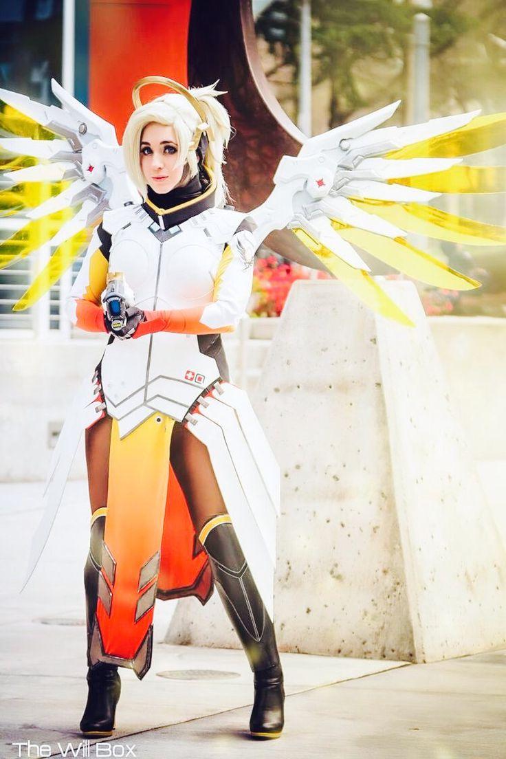 Mercy Cosplay