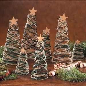 Homemade Christmas Trees   Ways to Make Homemade Christmas Trees