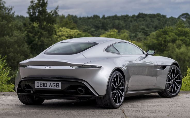 Images of the car set to star in the new James Bond film, SPECTRE: the Aston Martin DB10
