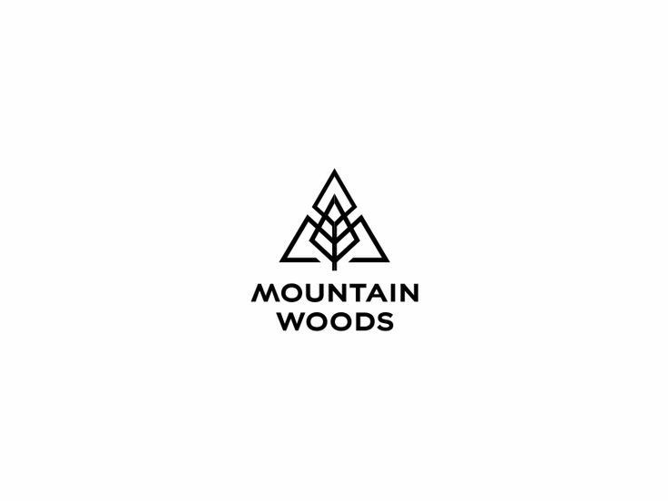 23 Beautiful & Modern Logo Designs | From up North                                                                                                                                                                                 More