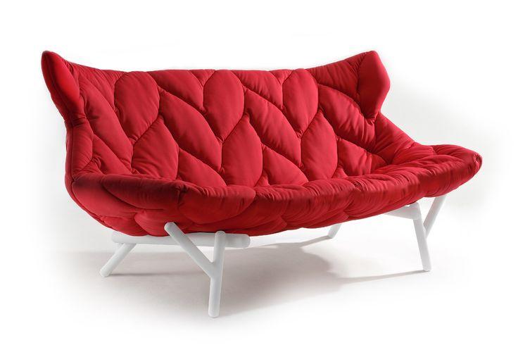 Моделирование тканевого дивана Foliage в 3ds Max + Marvelous Designer и его последующая студийная визуализация в V-Ray.
