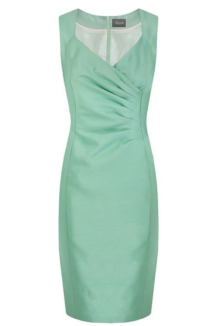 mint dress--i think this would be the MOST FLATTERING dress ever