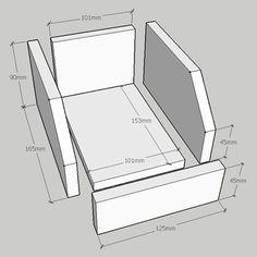 Stellen Sie einfache Werkstatt-Aufbewahrungsboxen her – oder verwenden Sie einen…