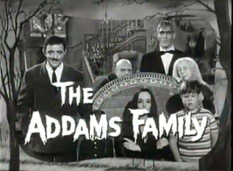 Series del Recuerdo - Clásicos de siempre: Los Locos Addams