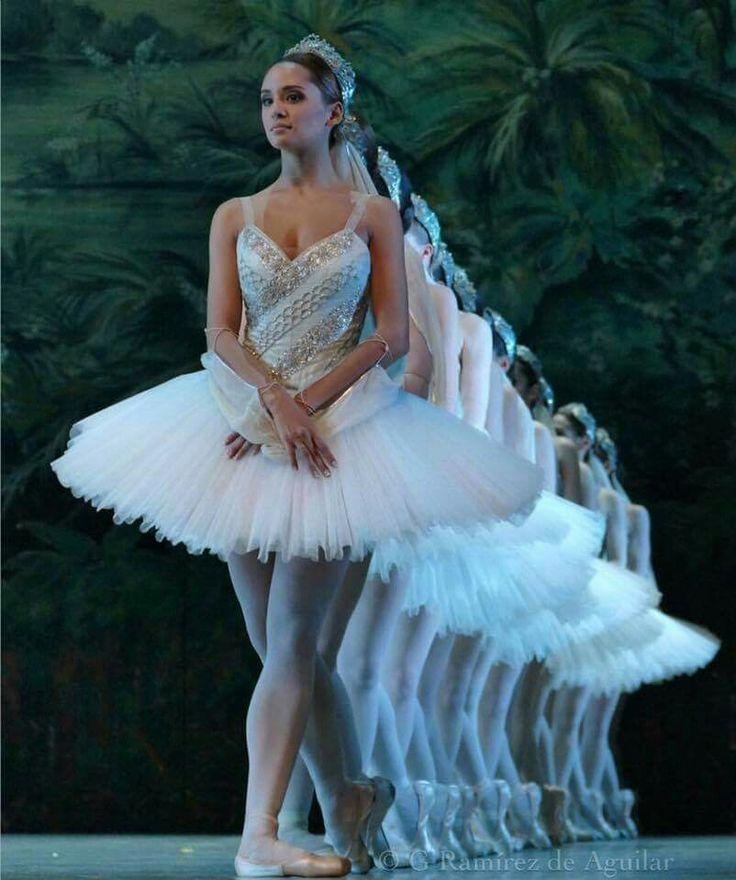 Paris Opera Ballet in La Bayadère | Gabriel Ramirez De Aguilar. #Ballet_beautie #sur_les_pointes Ballet_beautie, sur les pointes !