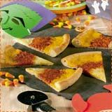 candy corn pizza recipe Halloween Treats and Halloween Party Food Recipes