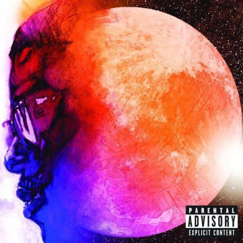 6. Kid Cudi, Man on the Moon: The End of Day - The 50 Best Rap Album Covers of…
