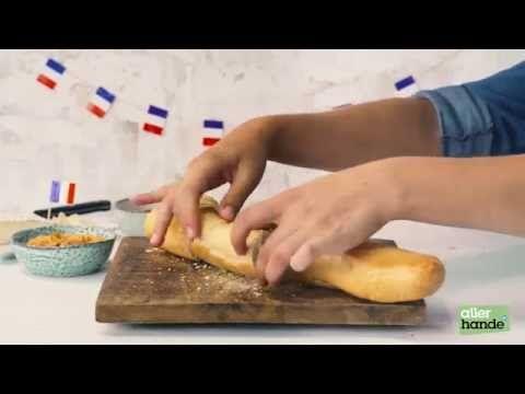 Het kan zo simpel zijn… gewoon even je stokbrood omdraaien dus. - How to... - Allerhande