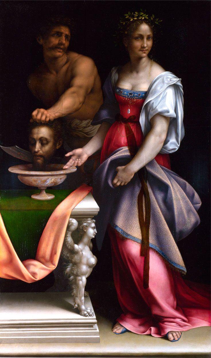 Sebastiano del Piombo • Salome, 1510