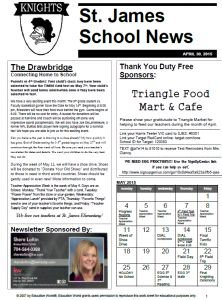 Young Principal » School Newsletters