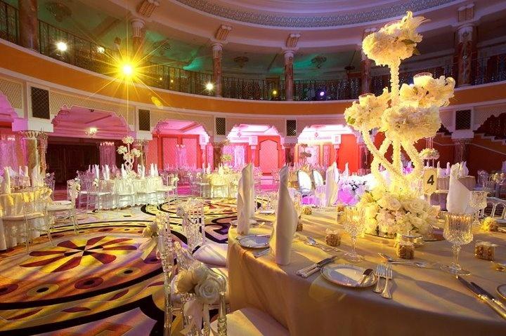 Burj Al Arab wedding