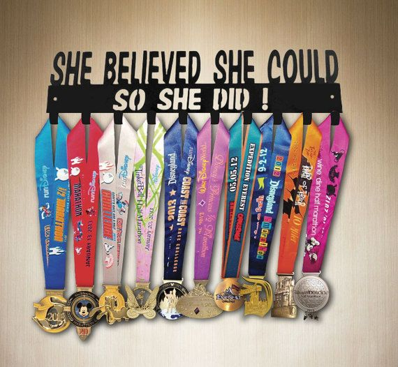 Running Quote She Believed She Could So She Did di SportHooks