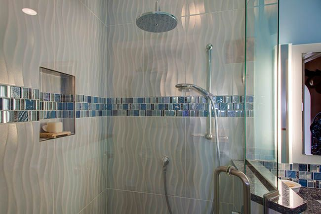 Love The Shower In This Master Bath Remodel By The Caring Team At