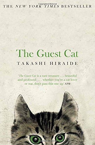 The Guest Cat by Takashi Hiraide - sounds like a beautifully written book, full of the small details of life.