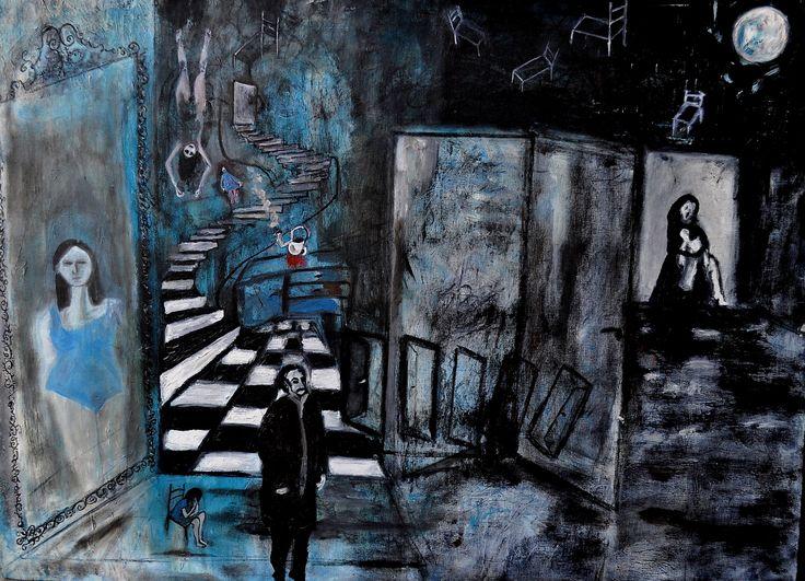 Artist: Cristina Godefroid  http://www.cristinagodefroid.com/