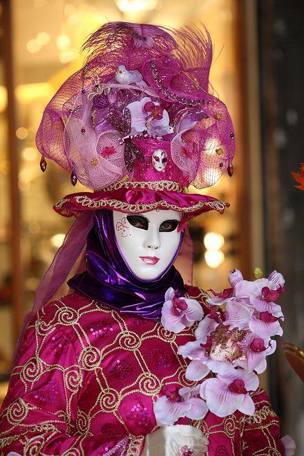 Venice Carnival 2013                                                                                                                                                                                 Mais