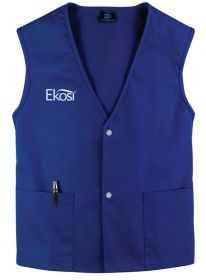 Promotional Products Ideas That Work: Twill Vest, Buttons. Made in Canada. Get yours at www.luscangroup.com