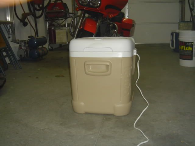 Homemade Towel Warmer....... - Portable Hot Tubs & Spas - Pool and ...