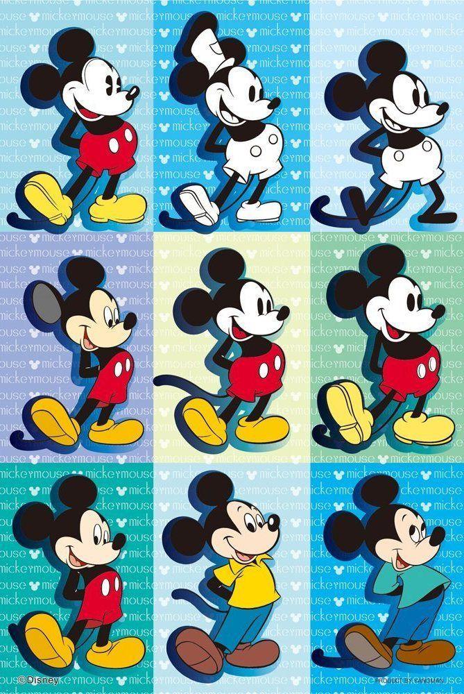 1186 besten mickey mouse bilder auf pinterest disney. Black Bedroom Furniture Sets. Home Design Ideas