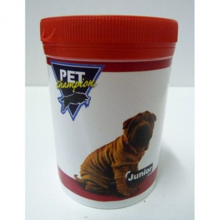 Pet Champion Junior tabletta 160 db