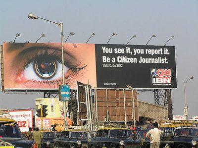 CNN encouraging citizen journalism