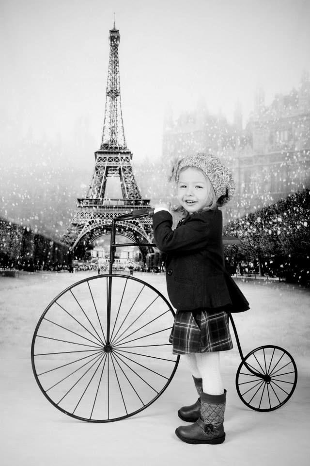 Paříž,Paris,focení dětí