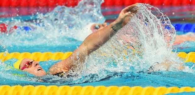 Seebohm maintains unbeaten World Cup record in Singapore