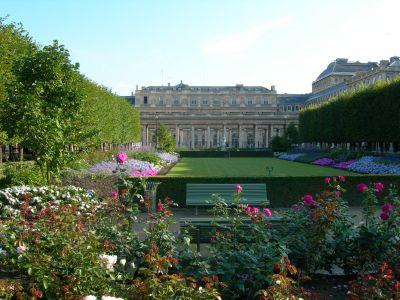 Jardin du Palais Royal - Paris.fr