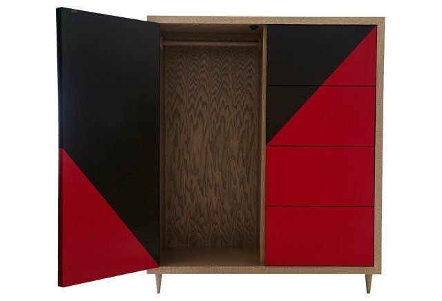 Black And Red >> Duplex Open Dresser, Black/Red | For the house | Pinterest | Dresser and House