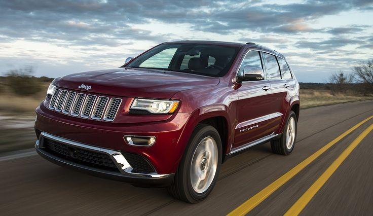 Great  Jeep Grand Cherokee Diesel Review