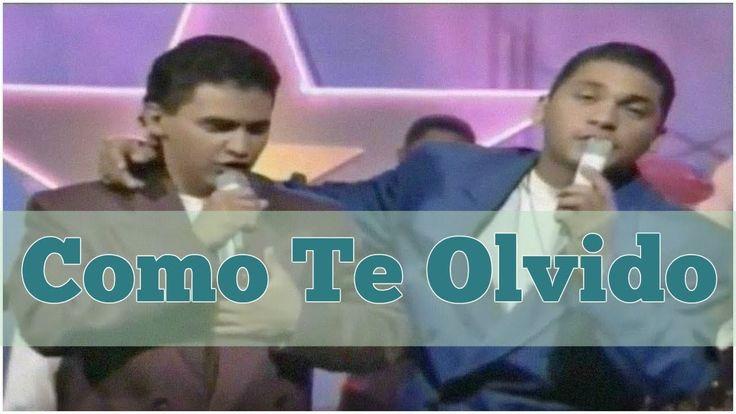 Jean Carlos Centeno & Jorge Celedón - Como Te Olvido   Video ᴴᴰ