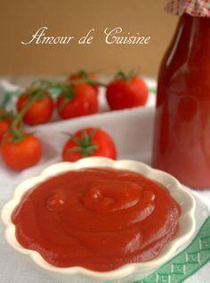 ketchup express fait maison