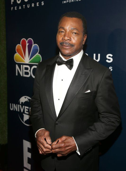 Carl Weathers at an event for The 74th Golden Globe Awards (2017)