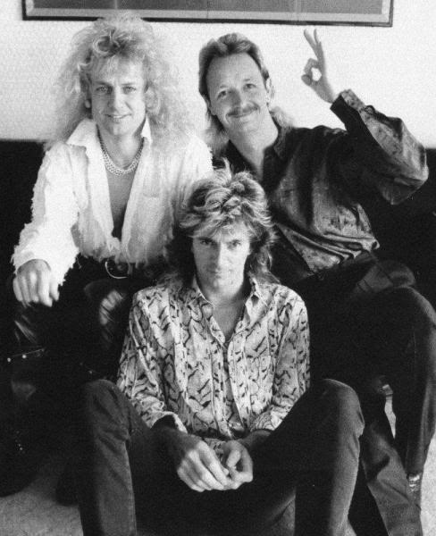 K. K. Downing,Rob Halford & Glenn Tipton