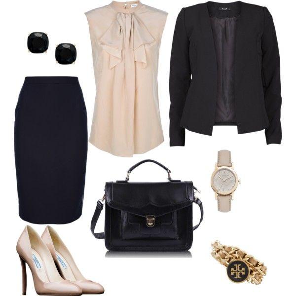 classy business attire