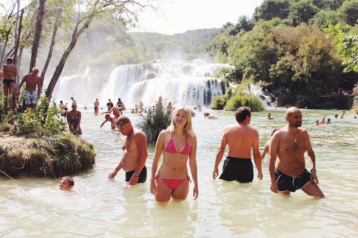 Krka waterfalls, Croatia photo diary