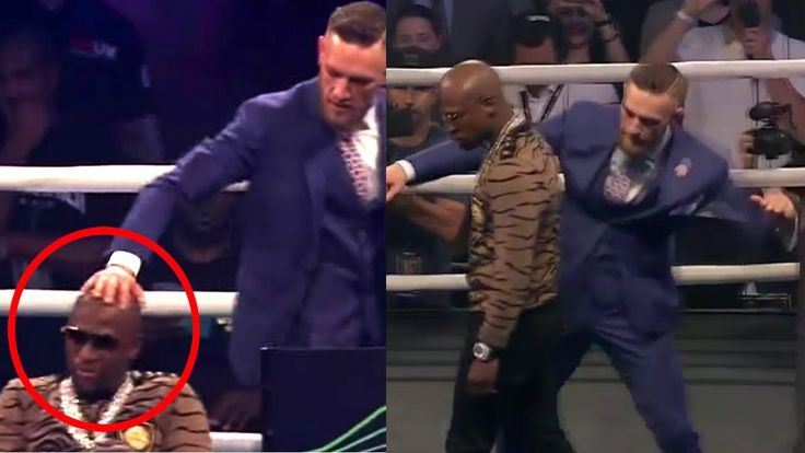 Conor Mcgregor HUMILIATES Floyd Mayweather FACE TO FACE ON STAGE Conor Mcgregor HUMILIATES Floyd Mayweather FACE TO FACE ON STAGE - MMA Merchandise http://ift.tt/2uscCqT Previous Video https://www.youtube.com/watch?v=BTelH-czA6Y  Subscribe Here: https://www.youtube.com/channel/UC2Kg...  Twitter: https://twitter.com/TheFightDown  Amazon Wishlist http://ift.tt/28Zw6qw...  Snapchat: Keeyzii This video includes: Conor McGregor Floyd Mayweather Conor McGregor vs Floyd Mayweather Mayweather vs…