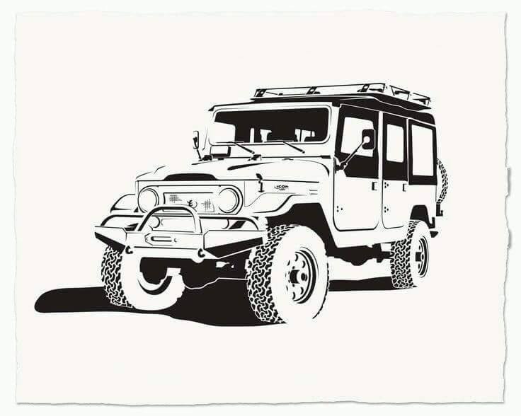 936 best images about toyota fj40 on pinterest