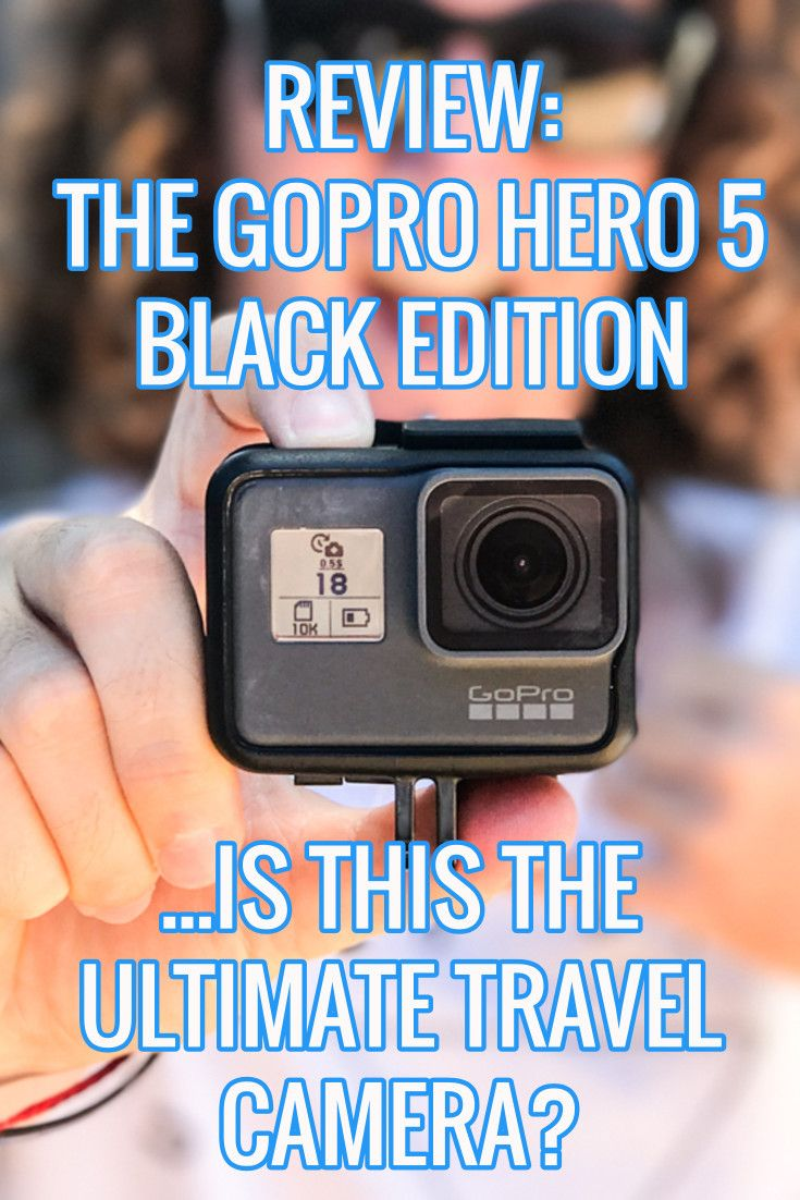 Looking for a new travel camera? Thinking about buying a GoPro? Well here's my hands on review of the new GoPro Hero 5 Black and whether it should be part of your travel kit list! www.BackpackerBanter.com