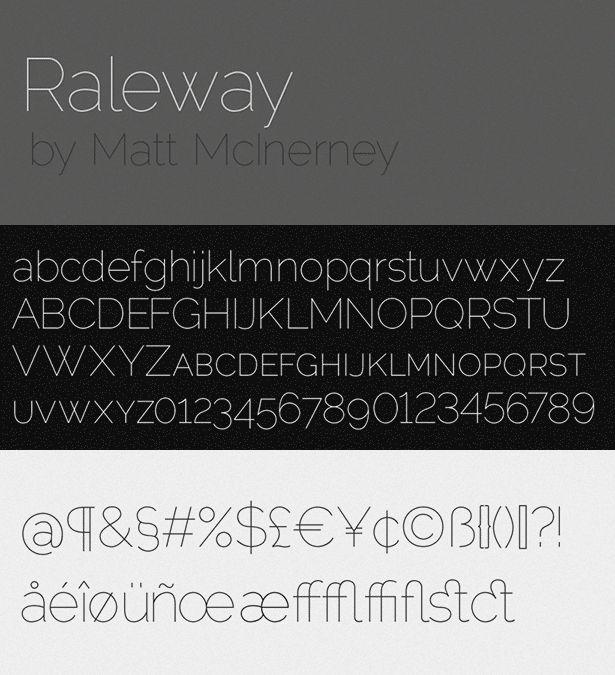 Raleway
