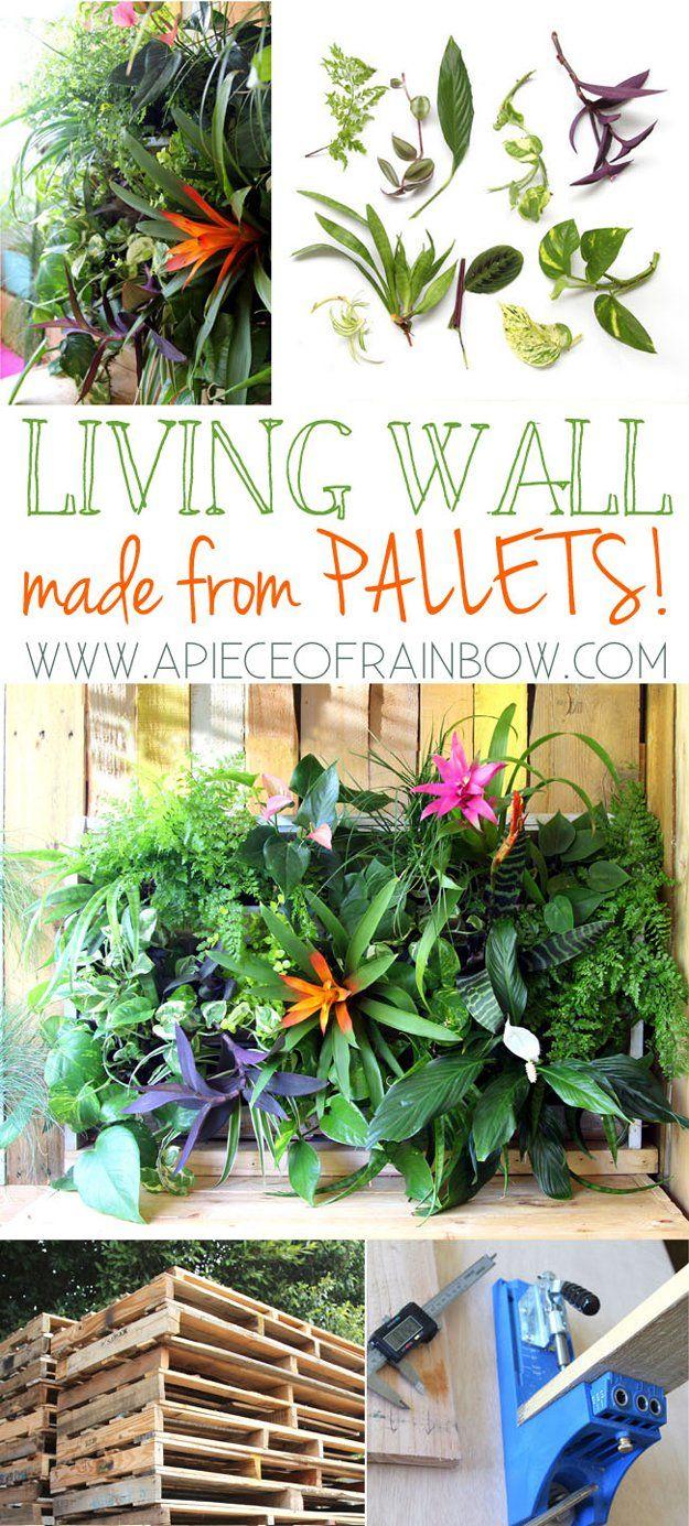 17 Creative DIY Pallet Planter Ideas for Spring