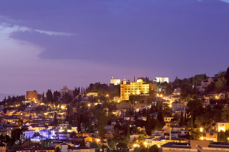Alhambra Palace Hotel, Granada, Spain.  On January the 1st 1910, His Majesty the King, Alfonso the 13th inaugurated the hotel Alhambra Palace. The hotel was built by the Duke of San Pedro de Galatino, an aristocrat, politician, businessman, and especially a great visionary of his time.
