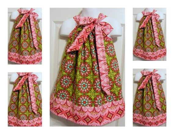 pillow case dress more ideas for making my own