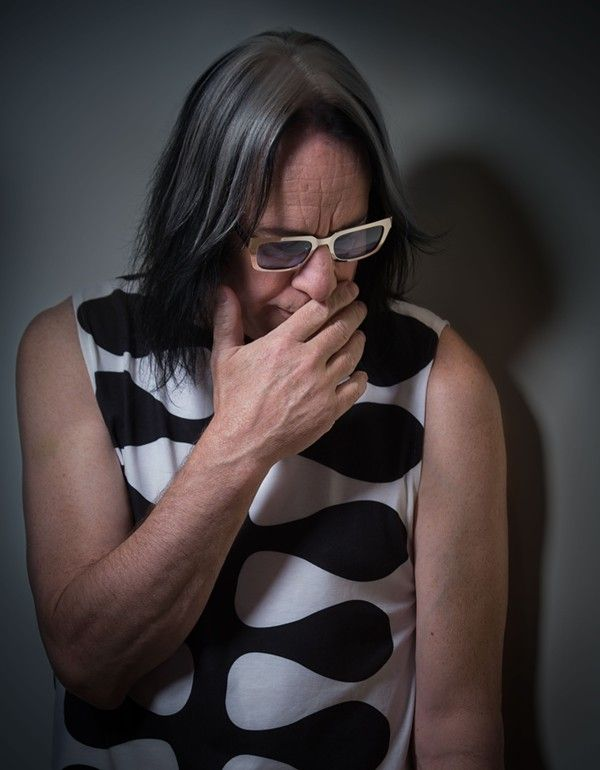 Singer-guitarist Todd Rundgren has spent the past couple of years playing a series of tour dates billed as An Unpredictable Evening with Todd Rundgren. That's...