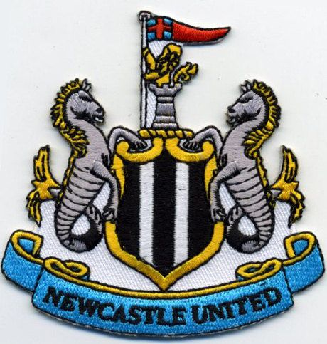 Newcastle United FC Football England Soccer by 4everWorld on Etsy, $6.99