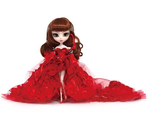 Коллекционная кукла Pullip Хелтер Скелтер Ририко